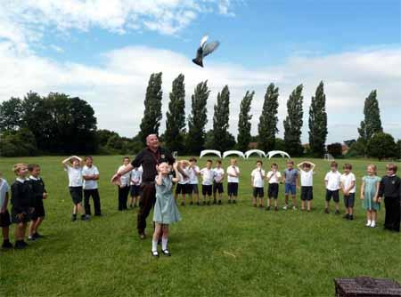 Cheddar grove primary school