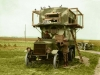 09 WW1 mobile loft in the field