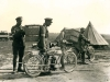 14 Dispatch riders and baskets