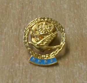 RPRA Lapel Badge