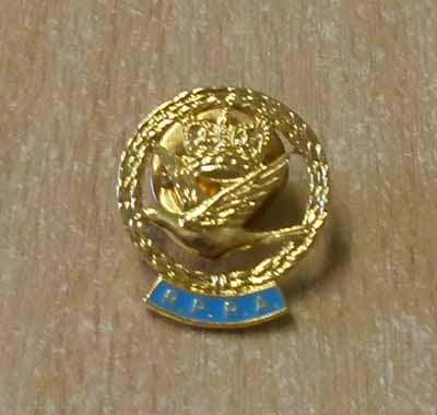 RPRA Lapel Badge